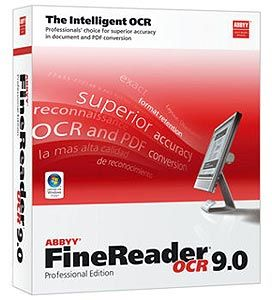 FineReader 9.0 Professional Edition