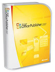 MS Office Publisher 2007 PL