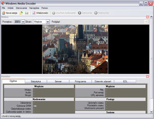 Windows Media Encoder 9 PL